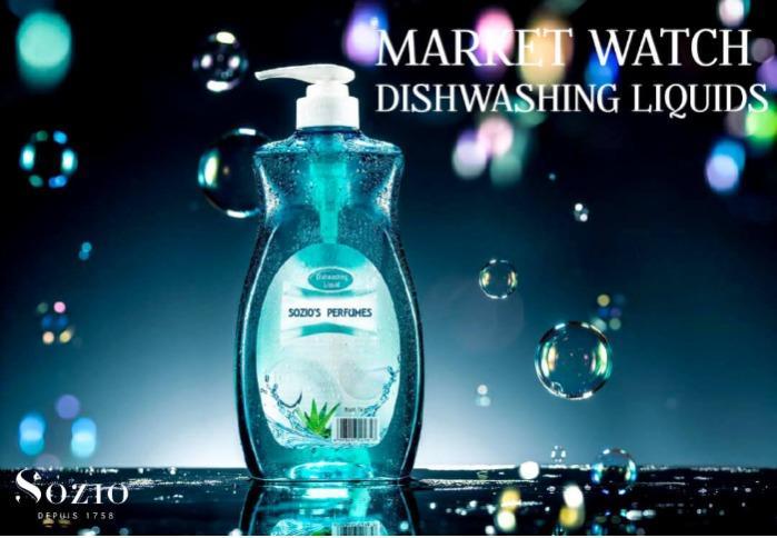"""Market watch dishwashing liquids"" -"
