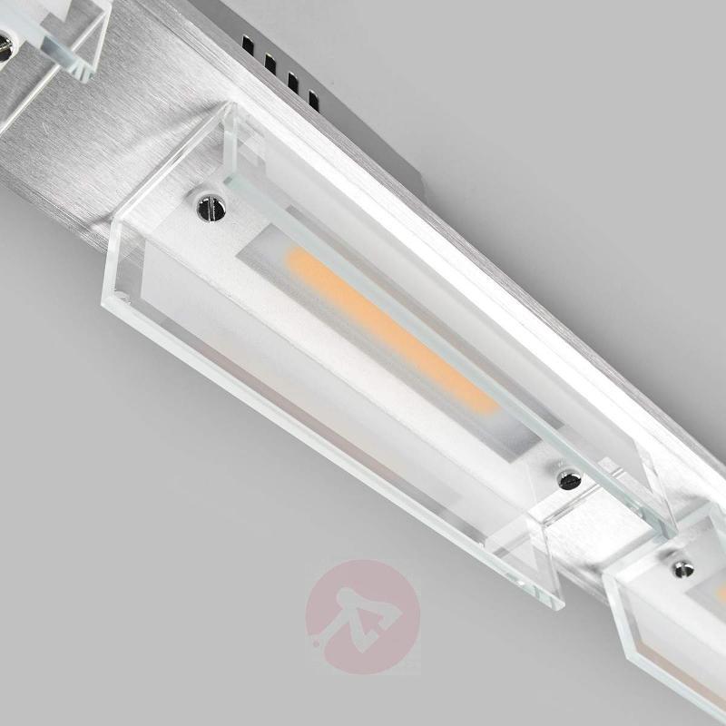 4-Bulb LED ceiling light Tabea - Ceiling Lights
