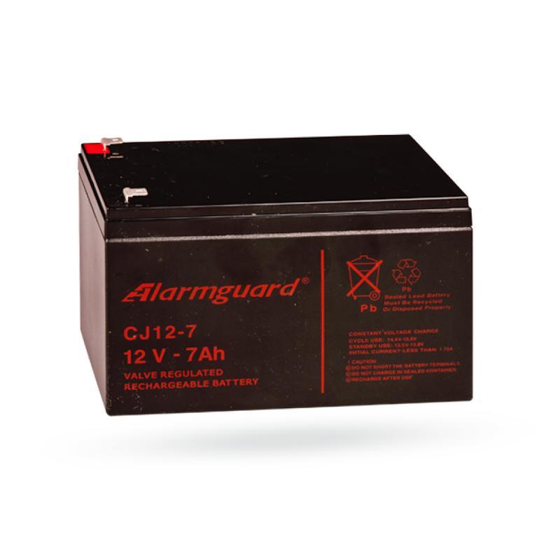 Batterie au plomb rechargeable ( 12V - 7 Ah ) - Alarme vol