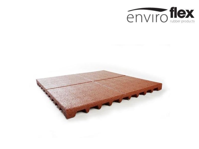 Enviroflex Speeltegels en Valtegels - Duurzame en Veilige speeltegels