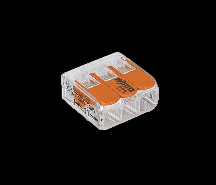 Wago Connector - ACCESSORIES AND CONSUMABLES