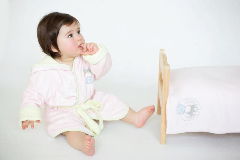 artigos de cama e puericultura de bebé