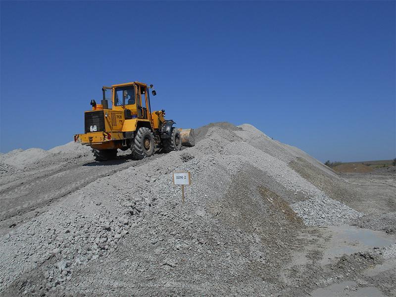 ACTIVATED BENTONITE - Bentonite for iron-ore pelletizing