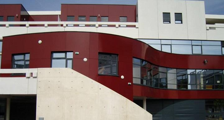 Menuiseries extérieures   - fenêtres en aluminium, PVC et acier