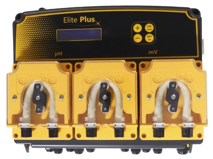 Pompe Electromagnétique - Piscine - Regulation Double ELITE SP PR INJECTA