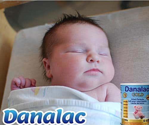 FORMULA DORADA – Etapa 1 de 0 a 6 meses de edad - Formula infantil que contiene prebióticos y nucleótidos