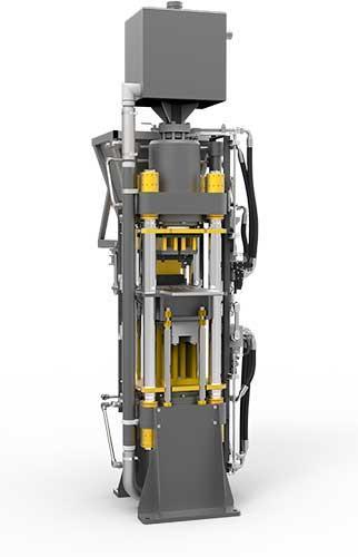 Оборудование для производства кирпича - Станок для производства кирпича