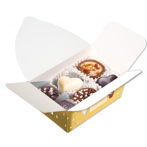 Assorted chocolates - Emoti Le Voyage, 75g