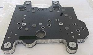 Components for Space Applications - Machining