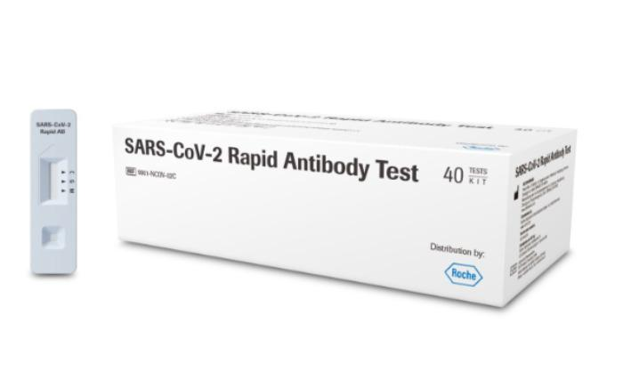 Test Rapid Covid Roche SARS - CoV-2 Rapid Antibody Test IgM/IgG 11,45 €/unid