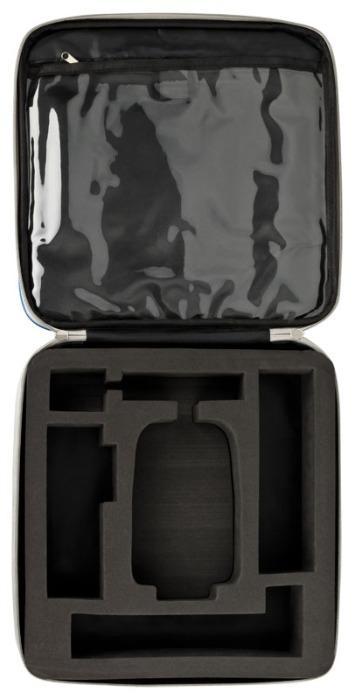 Schutztasche  - mit Schaum für den sicheren Transport