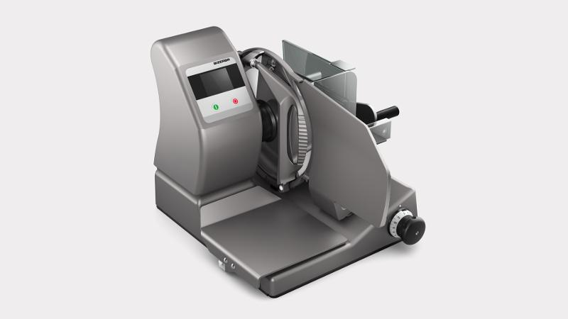 Manual vertical slicer with portion scale VS12 W - Slicers
