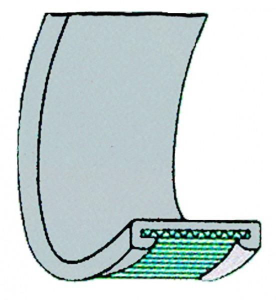 DoLex-Hebebänder mit 1-seitiger Festbeschichtung,... - Schlaufenbänder
