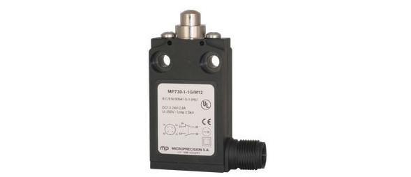 Limit switches - Fin de course M12 Microprécision