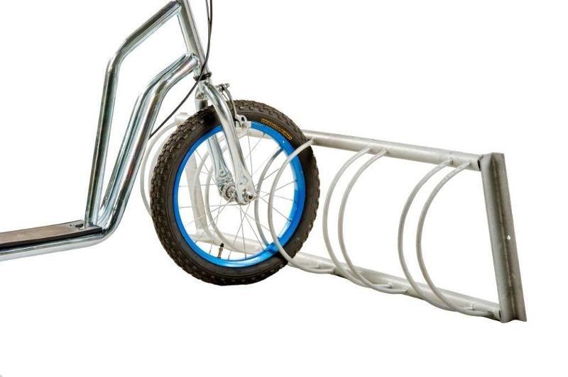 Metal bicycle frame - null