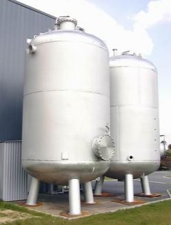 Réservoirs sous pression et de stockage - Filtre à charbon actif