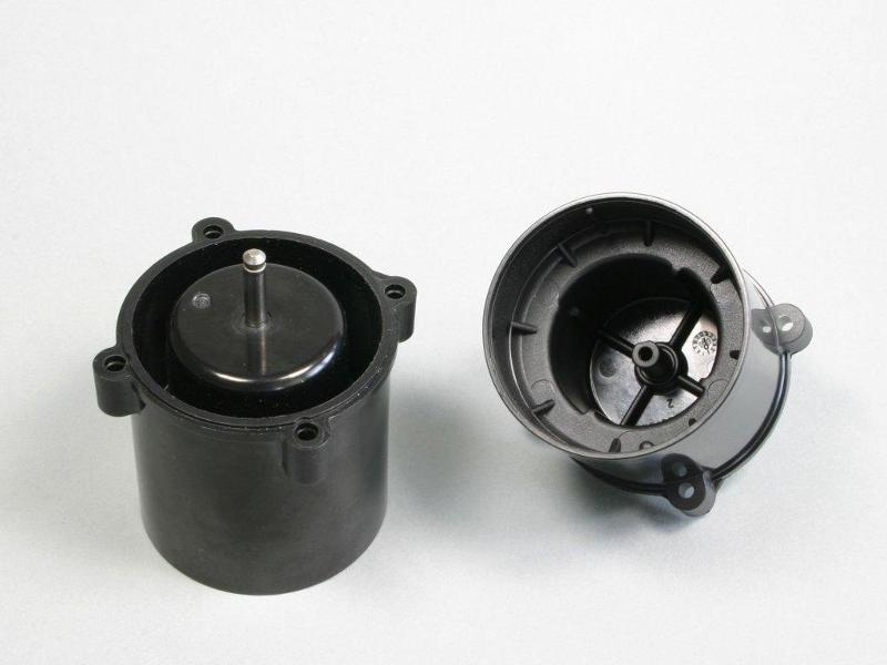 Plastic parts - Casing made of Fortron PPS