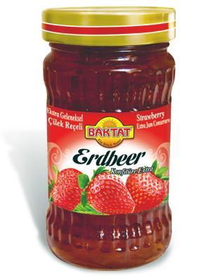 Strawberry jam extra - null