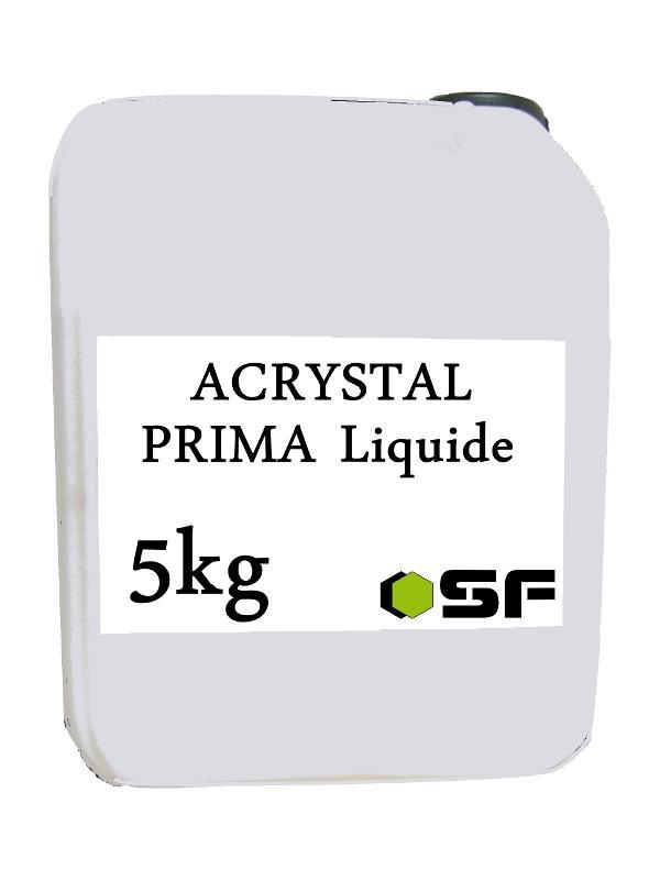 Résines Acrystal poudres et liquides - ACRYSTAL PRIMA LIQUIDE EN 5KG