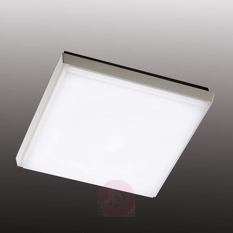 Angular Desdy LED outdoor light - Outdoor Ceiling Lights