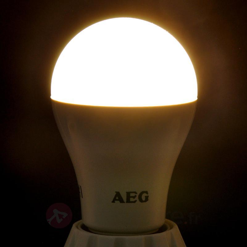 Ampoule LED E27 17W 827, mate - Ampoules LED E27