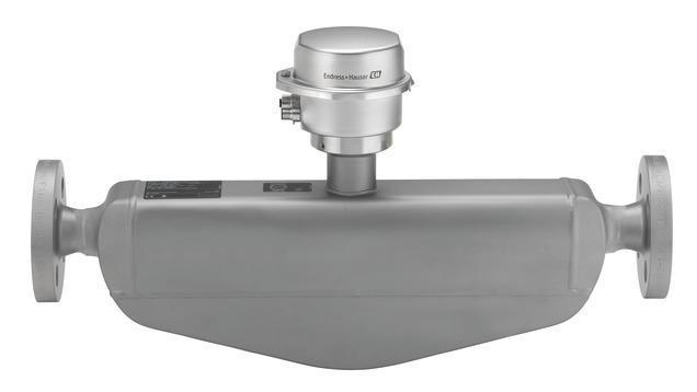 debit mesure produits - debitmetre Coriolis Proline Promass H 100 8H1B