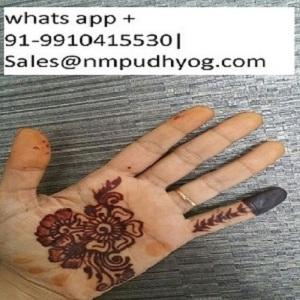 body powder Top quality henna - BAQ henna78622515jan2018