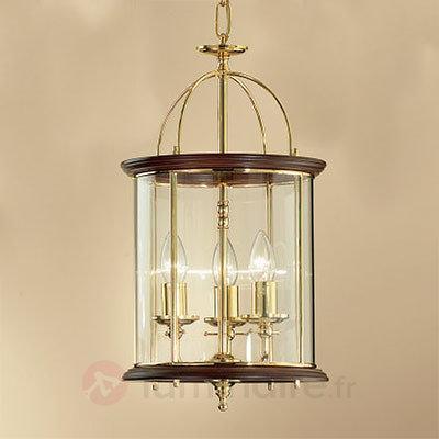 Applique au design merveilleux Grazie - Suspensions classiques, antiques