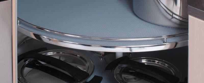 Solid Functional surface, high slip resistance - AGO-Solid blue grey 864 in situ