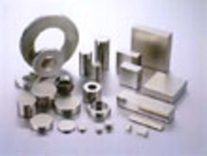 Neodymium Iron Boron Magnets (NdFeB) - null