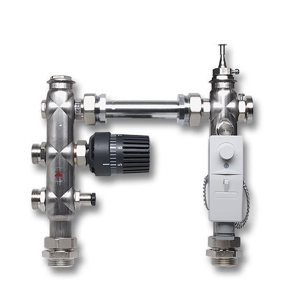 Regelstation VT-PRG2 - SANHA®-Heat - Regelstation für Festwertregelung
