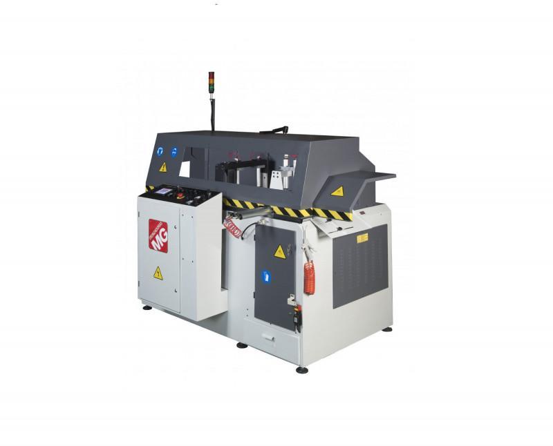 GAA-600-90°-CNC – Vollautomat - GAA-600-90°-CNC – Vollautomatische Aluminiumkreissäge