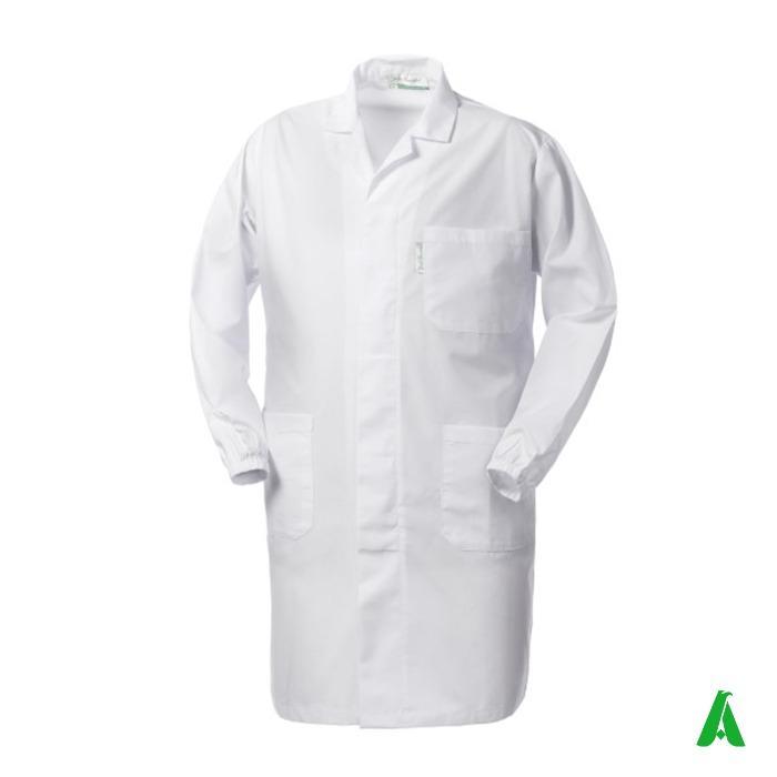Camice da lavoro 65% poliestere 35% cotone leggero - Camice 65% poliestere 35% cotone professionale da lavoro, tessuto leggero