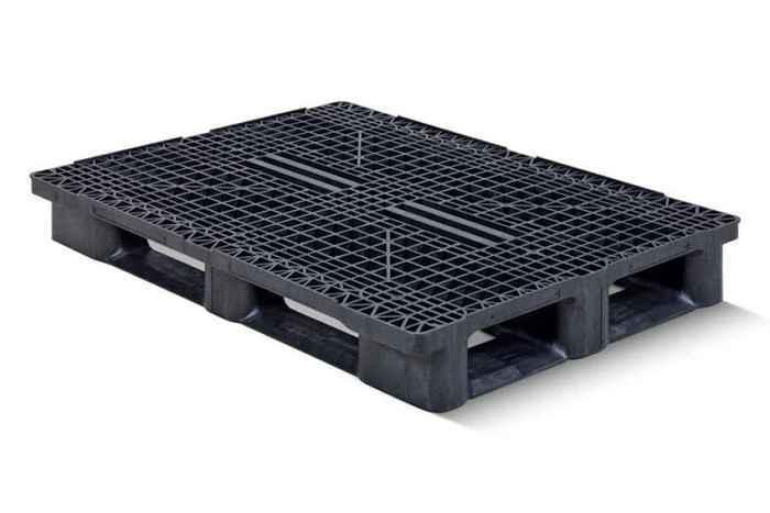 Kunststoff Schwerlast-Palette QP1209HR5RR - null