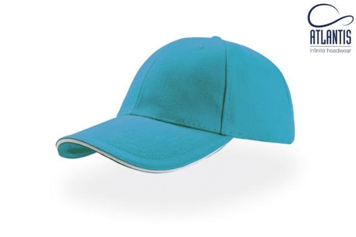 Cappelli sportivi unisex con visiera e personalizzati. - Cappelli unisex per lo sport, con visiera e personalizzati con ricamo o stampa