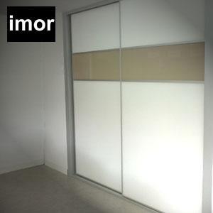 Frentes de armario a medida - Puertas correderas, varias gamas