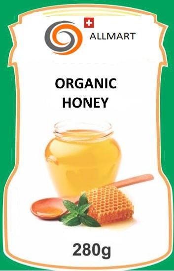 Organic- GMO free Brazilian Honey