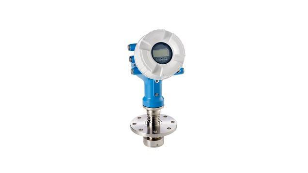 Radar measurement Micropilot NMR84 -