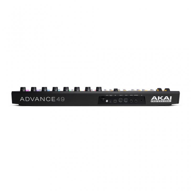 Keyboards - Akai Advance 49