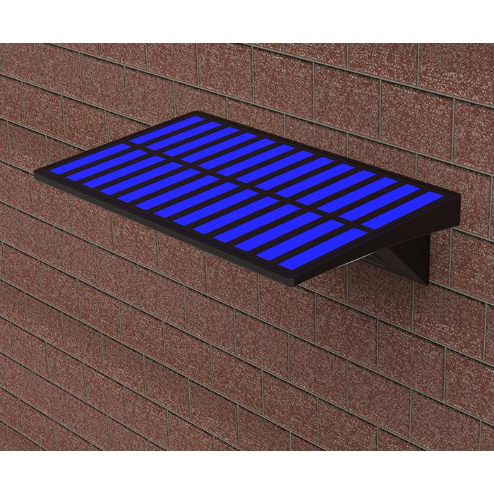 Solar Lamp Led Motion Detector Wall Mounting - Accessories