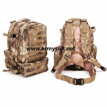 Tactical Molle Assault Backpack Bag A-TACS AU - PNS-BA30