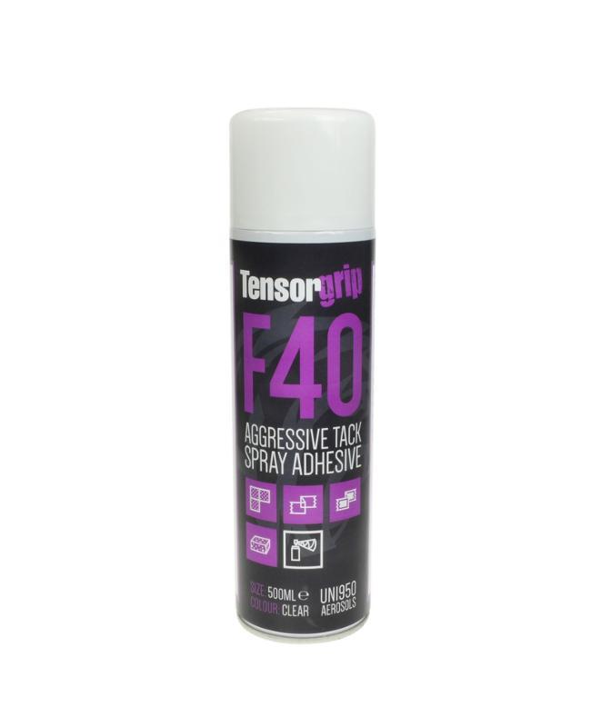 TensorGrip F40 in 500ml Spraydose - TG-F40-Spray500