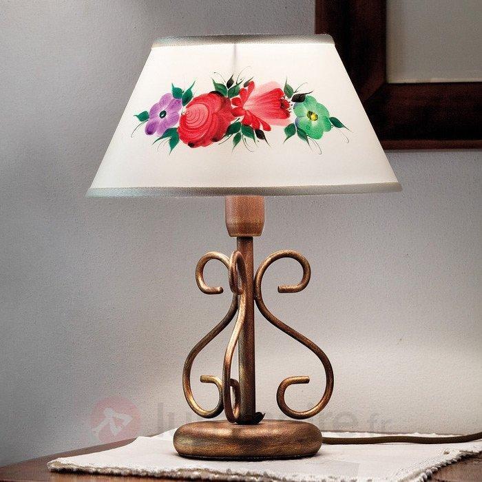 Jolie lampe à poser Marta - Lampes de chevet
