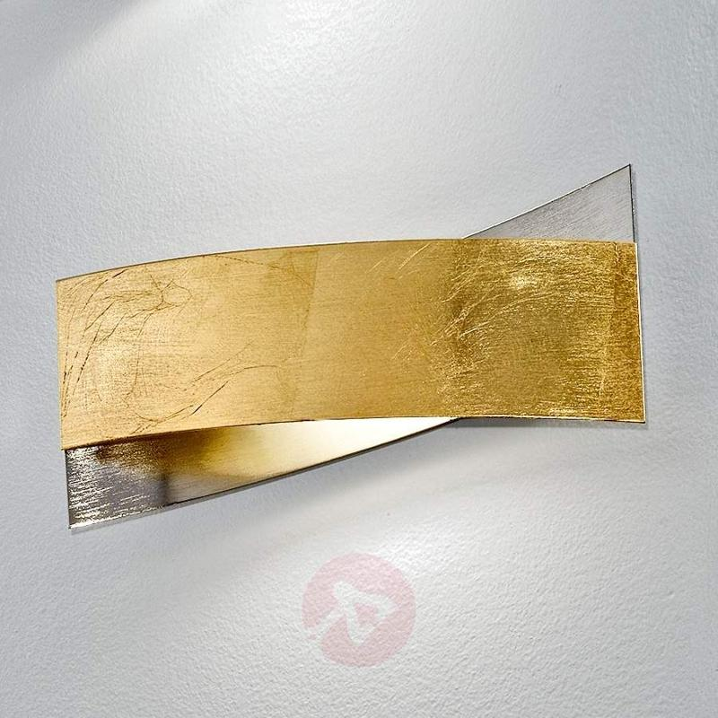 Arlestra Wall Light Very Pretty Gold / Silver - Wall Lights