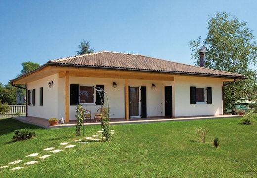 Casas Pre-fabricadas - habitações pré-fabricadas