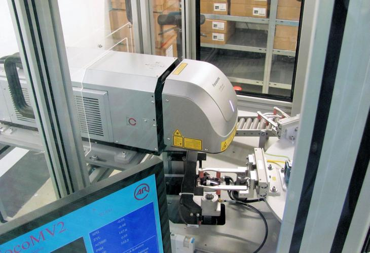 Control and Packaging Unit for Stock Lenses - Stock Lens Inspection & Packaging