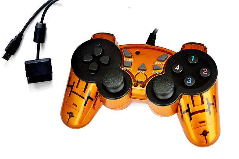 Gamepad for PS2/PS3/PC - STK-2012PUP
