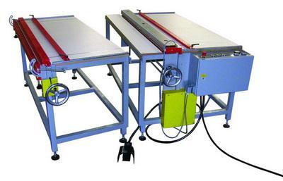 Biegemaschine Mod. BH - Tafelbiegemaschinen