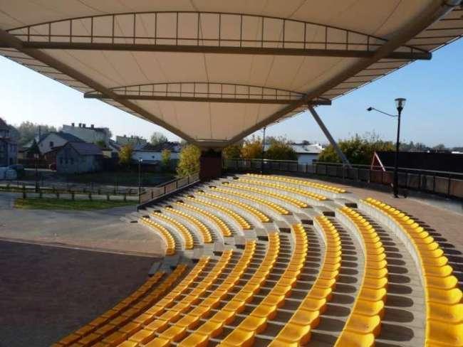 Sedute per tribune NO-04 - Sedute da stadio