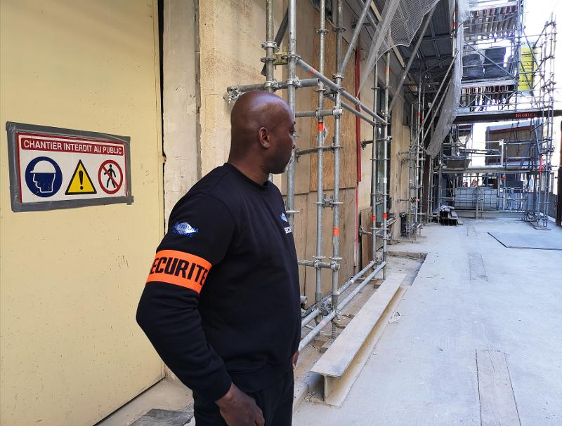 Agent de sécurité et gardiennage  - null
